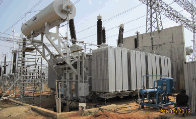 Transformer Oil Filtration Nigeria