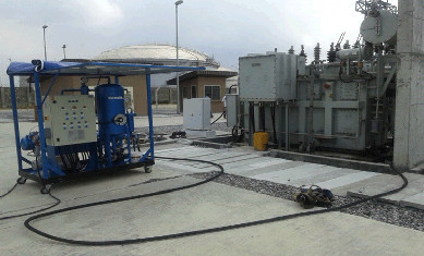 Transformer Oil Filtration - Lagos - Nigeria