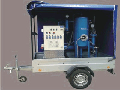 Transformer Oil Filtration Unit Type S-1000 Vario