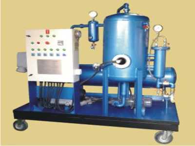 Transformer Oil Filtration Unit Type S-500